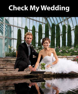 Log-in to your wedding registration to check member status, styles, etc.